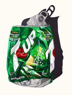 "Claude Charlier: Bild ""7 up, classic"" (2012) - Artes"