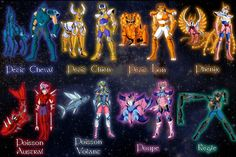 Armure Disponible Cameleon Art, Dragon Ball, Anime Characters, Saints, Fan Art, Retro, Cloths, Comics, Board