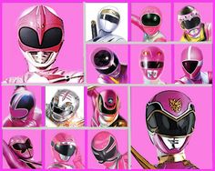 The Pink Rangers
