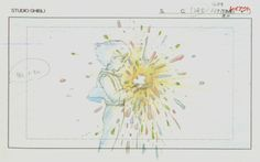 Howl's Moving Castle Studio Ghibli Layout Designs
