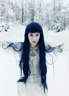 ~ Cold as Ice ~ by Nilenna.deviantart.com