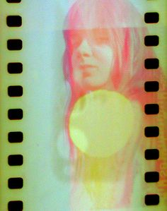 From Flickr's Damaged Film group