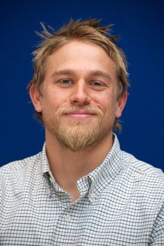 Pin for Later: Here's What 14 Hot Celebrity Guys Would Look Like on a Date With You Charlie Hunnam, After You Tell Him His Shirt Really Brings Out His Eyes Hottest Male Celebrities, Celebs, Charlie Hunnam Soa, Hollywood Men, Jax Teller, Thing 1, Sons Of Anarchy, British Actors, His Eyes