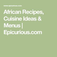 Find quick & easy African recipes & cuisine ideas from the ultimate food resource for home cooks, Epicurious. Flaky Biscuits, Cheese Biscuits, Cheddar Cheese, Christmas Dinner 2016, Vietnamese Pork Chops, West African Peanut Soup, Avocado Dip, How To Double A Recipe, Stuffed Hot Peppers