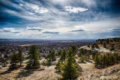 Rimrock, Billings, Montana. I love Billings and cannot wait to visit it again!