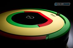 Did you know that ColorWare customizes the iRobot Roomba?