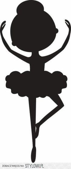 A great ballerina Silhouette to use! Ballerina Silhouette, Diy And Crafts, Crafts For Kids, Arts And Crafts, Paper Crafts, Ballerina Birthday, Ballerina Nursery, Balerina, Silhouette Projects