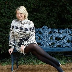 Linda Kelsey Finds Lots To Be Inspired About At The Good Housekeeping Fern Britton, Female Form, Tights, Legs, Housekeeping, Celebrities, Hot, Inspiration, Inspired
