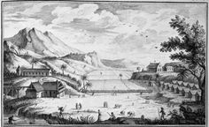 View of a Sugar Plantation, French West Indies, 1762 · Slavery Images Haiti, Colonial, French West Indies, Face P, Saint Martin, University Of Virginia, African Diaspora, France