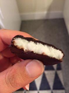 Peppermint Patty Paleo / Keto Coconut Fat Bombs
