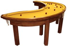 Banana Pool Table