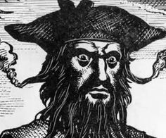 piracy and big black beard He was known to wear hemp and lighted matches woven into his big black beard (wikipediaorg) this probably being the main reason for his nickname he was also infamous for fighing with swords, knives, and pistols.