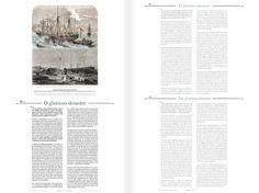 Revista Tintimám 02, Miranda estudio Vigo, Diseño de revistas, diseño editorial, diseño de catálogos, folletos, batalla de Rande