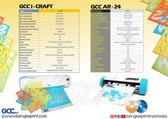 Mesin Cutting Sticker GCC i-Craft™ Dan GCC AR 24 Review. simak sebentar revew berikut  read more.. http://bengkel-print.com/blog/mesin-cutting-sticker-gcc-i-craft-dan-gcc-ar-24-review/
