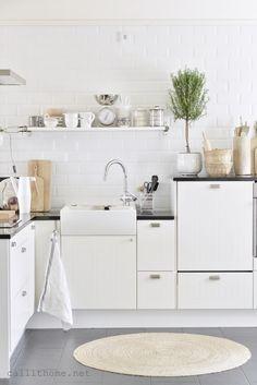My Kitchen Double Vanity, Alcove, Bathtub, Bathroom, Lifestyle, Home Decor, Kitchen, Standing Bath, Washroom