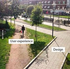 People ignore the design that ignores people...