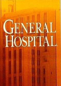 General Hospital (daytime TV). I am a fan of faux reality when it comes to my daytime soap opera since 1986 with Luke and Laura then Robert and Holly then Frisco and Felica.