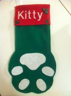 Martha Stewart Pets Cat Stocking W Mice Petsmart For