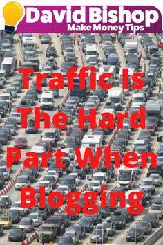 Do you know the #1 people fail to make money online? It is not a bad product. It is not a bad blog or even a way to collect the money.  The #1 one reason you and I do not make money is we do not get people to our money-making site. On the world wide web, these people are known as traffic and millions of words have been written on the best ways to get them to your blog.  Here is what most people do as it pertains to getting blog traffic. At first, they try and do it for free. Make Money Online, How To Make Money, Top Careers, Website Promotion, Values Education, Building A Business, Hard Part, Building A Website, Money Tips