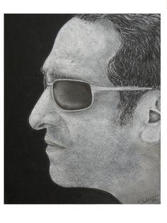 Portrait d'homme 1