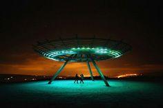 Luces alien