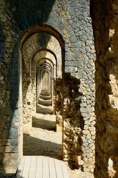 Tempio di Giove Anxur Terracina ( LT)