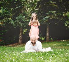 Ochutnávka z dnešního focení tatínka Dana s dcerkami :)
