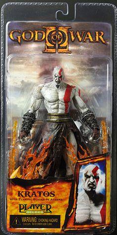 AmiAmi [Character & Hobby Shop] | God of War Kratos [Regular Edition] Action Figure Carton