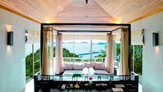 Sri Panwa Resort in Phuket, Thailand