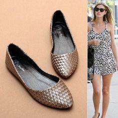Hand Soft Flat Shoes