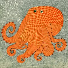 The Octopus at home