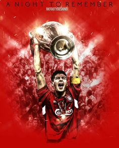 Stevie Gerrard - Istanbul ❤
