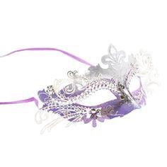 Ball Party Half Face Mask Costume Mask Princess Masquerade Mask-A4