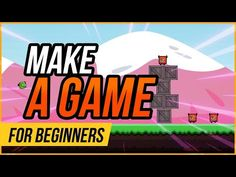 How to Make a Game - Unity Beginner Tutorial - YouTube Make A Video Game, Make A Game, I Am Game, Unity Game Development, We Are Teachers, Bored Kids, Unity Games, Boredom Busters, Fine Motor Skills