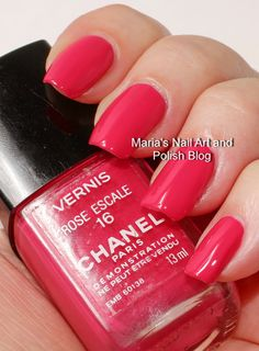 Chanel Rose Escale 16 - vintage