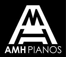 AMH Pianos Logo