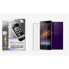 Nillkin Matte Film Materials Scratch-resistant Screen Protector for Sony Xperia Z