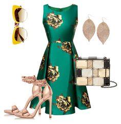 """""""Без названия #5"""" by ll5ll5 on Polyvore featuring мода, Sondra Roberts, Dolce&Gabbana, River Island и Humble Chic"""