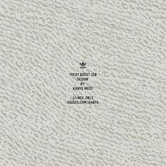 #GoYeezyGo'ya katılmak için, bio'daki link'e tıklayın. Son 2 gün!  Regram — @adidasoriginals: adidas Originals and Kanye West present #YEEZYBOOST 350. Available November 14th. #YEEZYSEASON 1.