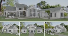 Referensobjekt | Dreams & Coffee AB Beaver Homes, Home Fashion, Abs, Farmhouse, Mansions, Coffee, House Styles, Dreams, Home Decor