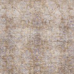"Traditional Wool Rug - 10'2""x13'3"""