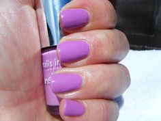 Nails Inc: Power Pink