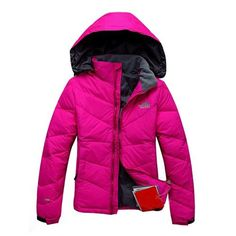 KnowInTheBox - High Quality The North Face Rose Down Jacket From China