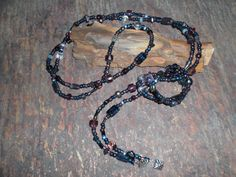 Hey, I found this really awesome Etsy listing at https://www.etsy.com/listing/112383242/beaded-lariat-necklace