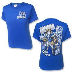 'Bring It!' Memphis Tigers Football T-Shirt   Tiger Bookstore