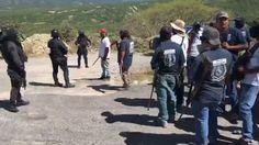 Policía Estatal detiene y desarma a Policías Ciudadanos de Mezcala