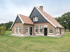 Building Design Architectuur - Lilly is Love Cottage Exterior, Modern Buildings, Building Design, Beautiful Homes, Sweet Home, Cabin, House Styles, Tower, Houses