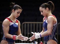 Olympics 2012 Women's Gymnastics Trials