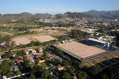 The Deodoro Sports Complex | Fancy. Fancy. Fancy. Now where can I get me one of these