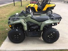 New 2017 Can-Am Outlander DPS 450 ATVs For Sale in Tennessee. 2017 CAN-AM Outlander DPS 450,
